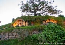 Hobbit Höhle aus Herr der Ringe
