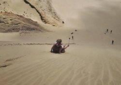 riesige Dünen