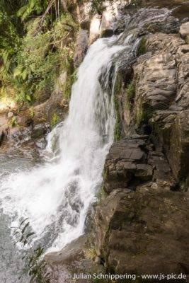 Wasserfall in Coromandel