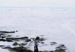 Anna am Muriwai Beach