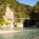 Neuseeland - Reisebericht Teil 17 - Boundary Creek Campingplatz bis Franz Josef - Reisebericht
