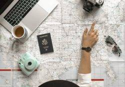 Passport and important things
