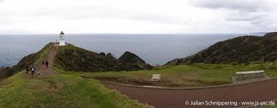 4 Tage Cape Reinga, wenig Handyempfang aber einfach atemberaubend! - Reisebericht