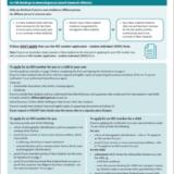 Wie beantrage ich die IRD, die Neuseeländische Steuernummer als Backpacker? - Backpacker Tipps