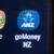 Symbol auf dem Handy für die ANZ goMoney NZ App
