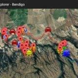 Off-Road Abenteuer in Bendigo und geheimnisvolle Lichter in Glenorchy