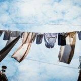 Wie wäscht man seine Wäsche wenn man in einem Auto lebt? - Backpacker Tipps