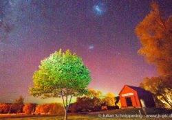 Südlichter in Glenorchy