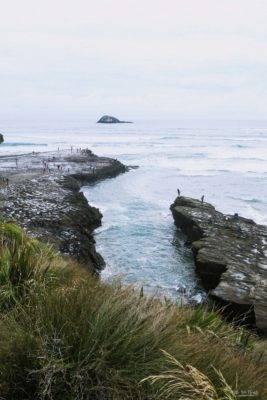 Meer und Steine