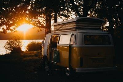 Campervan mieten um die Reise zu genießen.