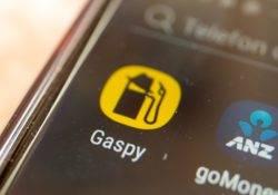 Gaspy App, Geld sparen beim tanken