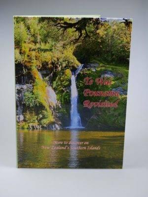 Lee Traynors Buch über die Südinsel Neuseelands