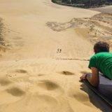 Sandsurfing in Neuseeland erleben – Backpacker Tipps