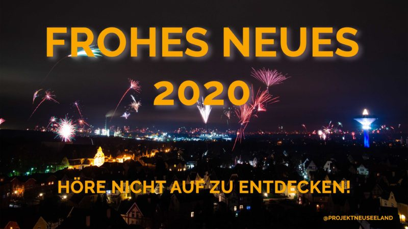Frohes Neues 2020