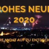 Jahresrückblick 2019 und Vorausschau auf 2020