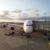 Airbus A380 am Flughafen