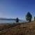 Die Aussicht auf Lake Pukaki