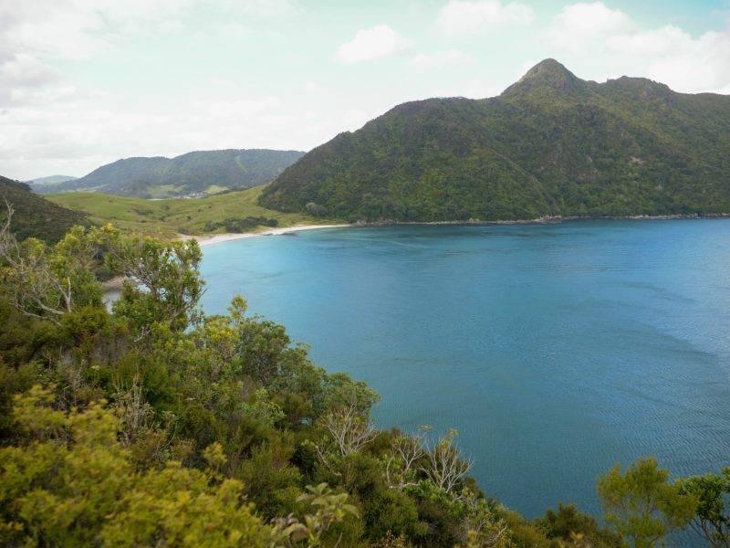 Ausblick auf die Smugglers Bay