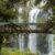 Zoe vor den Whangarei Falls