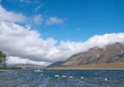 Lake Camp Neuseeland