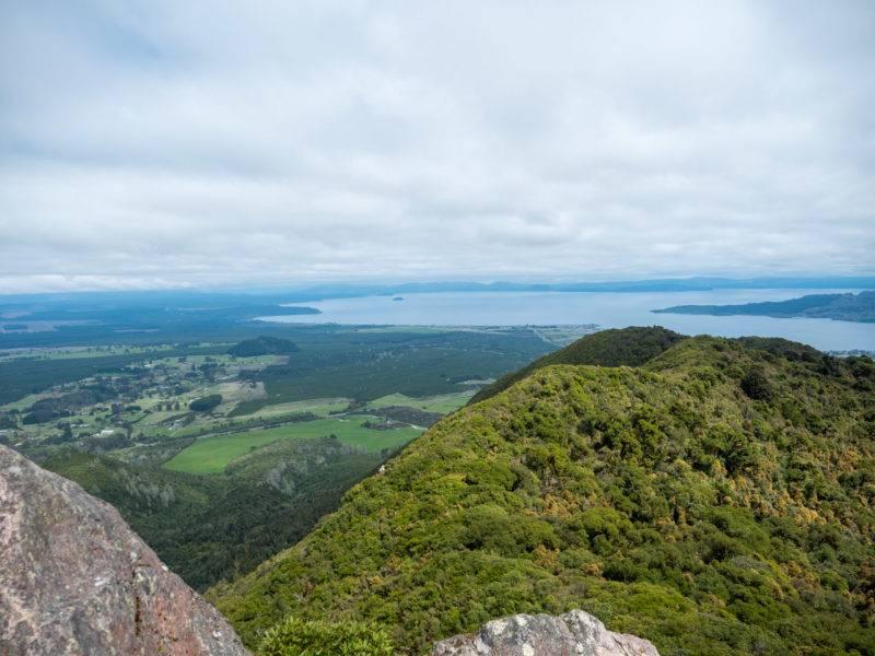 Mount Tauhara Summit