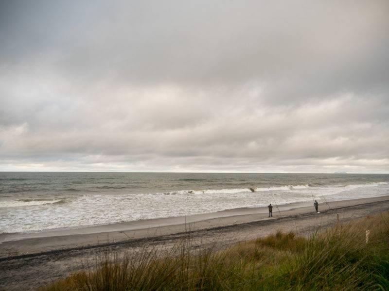 Blick von Rogers Road Reserve aufs Meer