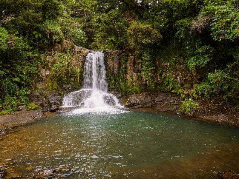 Waiau Wasserfall