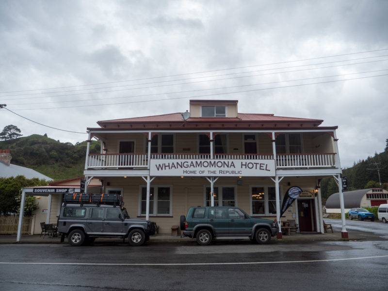 Das Whangamomona Hotel