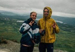 Elias und Severin in Neuseeland