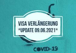 Neuseeland Visa Neuigkeiten 09.06.2021