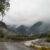 Die Aussicht vom Ende des Te Weheka Walkway